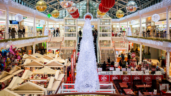 Preparing Shopping Malls & Shopping Centres for the Holidays